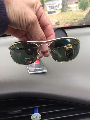 gold Ray Ban olimpic new nuevos $150 for Sale in Silver Spring, MD