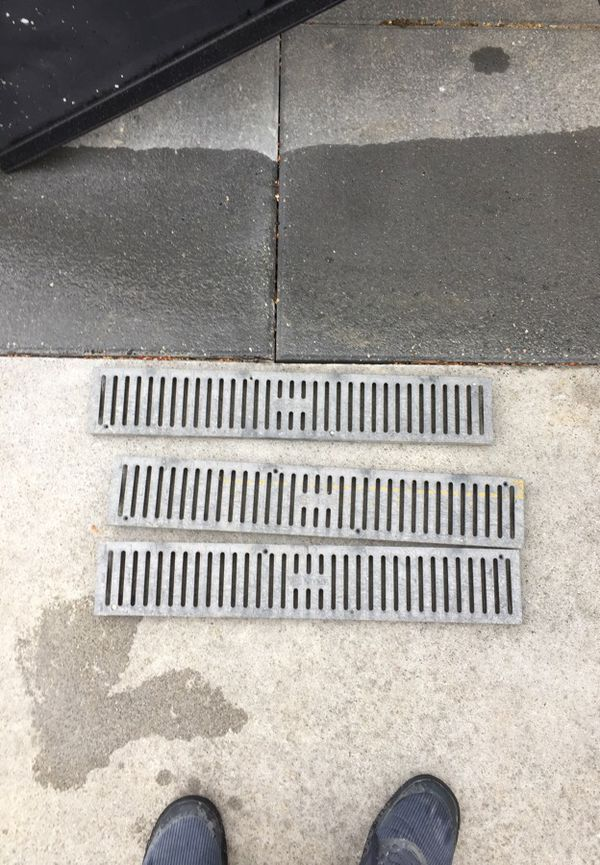 Trench drain grates for Sale in Seattle, WA - OfferUp