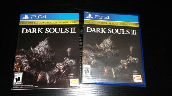 Have you received a shipping notification for dark souls 3 from.