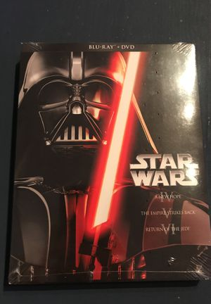 Star Wars Blu-Ray Unopened for Sale in Columbus, OH