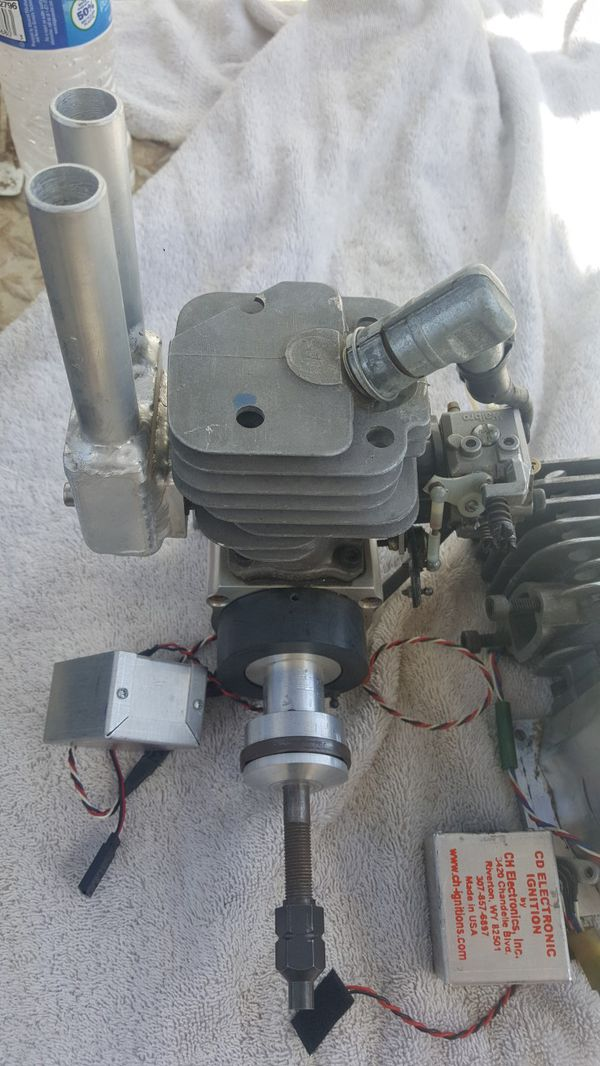 RC AIRPLANE ENGINES - SACHS 3 2 (50CC) & 4 2 (65CC) for Sale in Di Giorgio,  CA - OfferUp