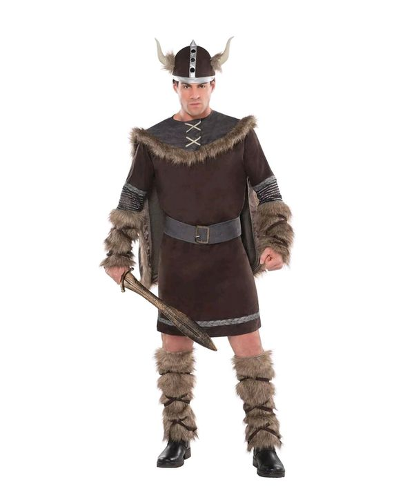 Mens Viking Warrior Costume For Sale In Caldwell Oh Offerup