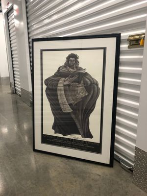 Limited addition wall art from Charles A Bibbs worth over $1200 for Sale in Washington, DC