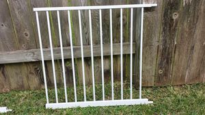 "Baby gate 31.25"" extension for Sale in Houston, TX"