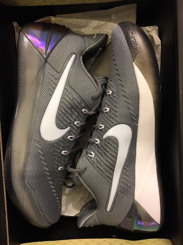 pretty nice c5ce2 ea2c2 New Nike Kobe ad a.d cool grey ruthless precision shoe men size 9 for Sale  in Walnut, CA - OfferUp