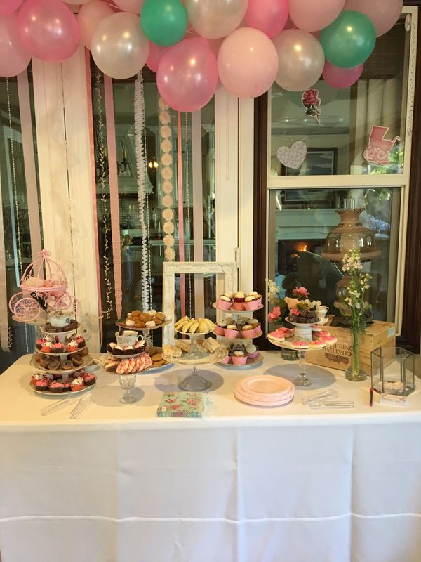 Shabby Chic Tea Party Baby Shower Decorations For Sale In Laguna