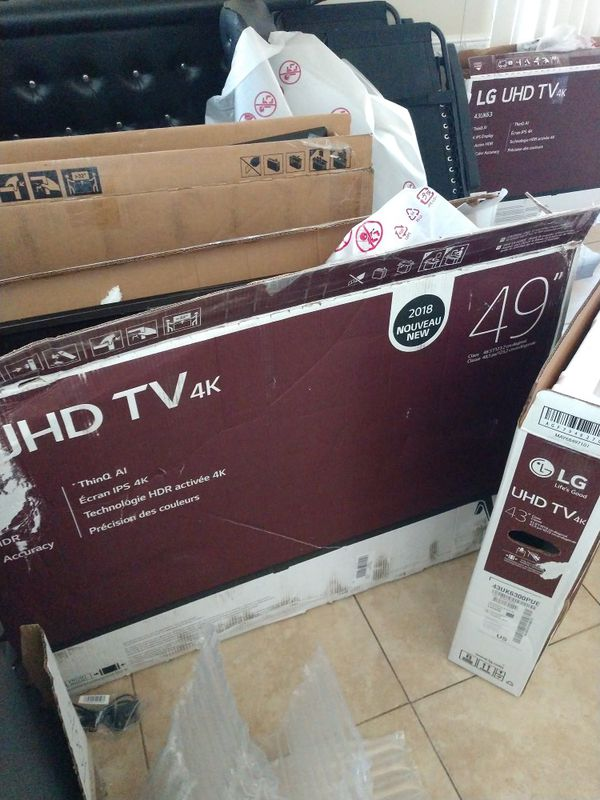 Uhd Tv 4k Lg 65 Inch For Sale In West Valley City Ut Offerup