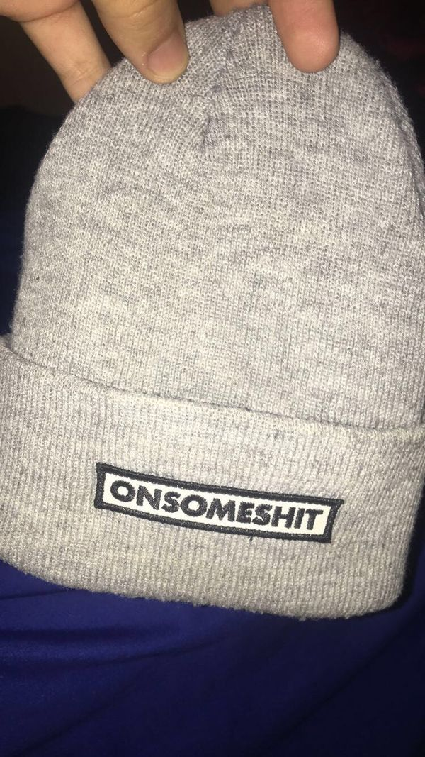 ONSOMESHIT beanie for Sale in Moreno Valley 2ecd18538f3
