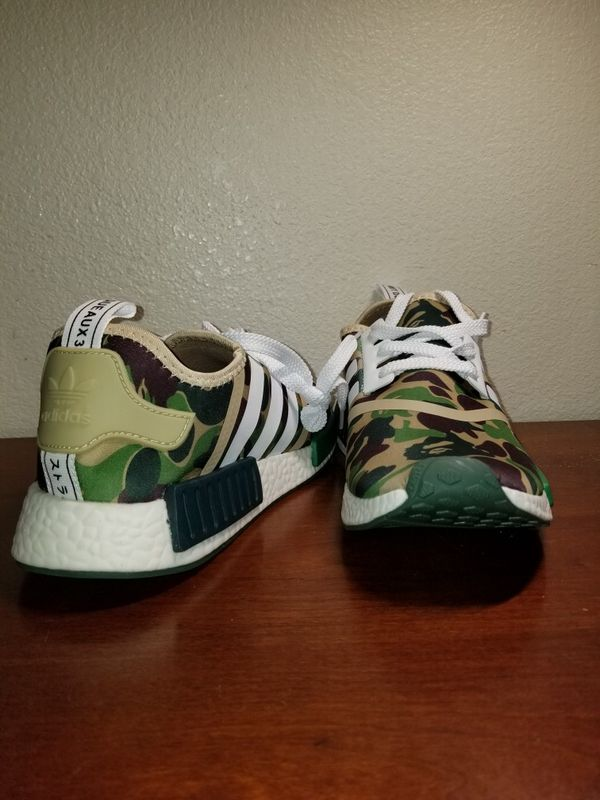 best authentic a680f 2e238 BAPE x ADIDAS NMD for Sale in Union City, CA - OfferUp