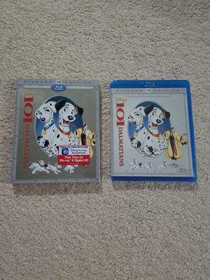 Brand New 101 Dalmatians Blu-Ray for Sale in Fairfax, VA