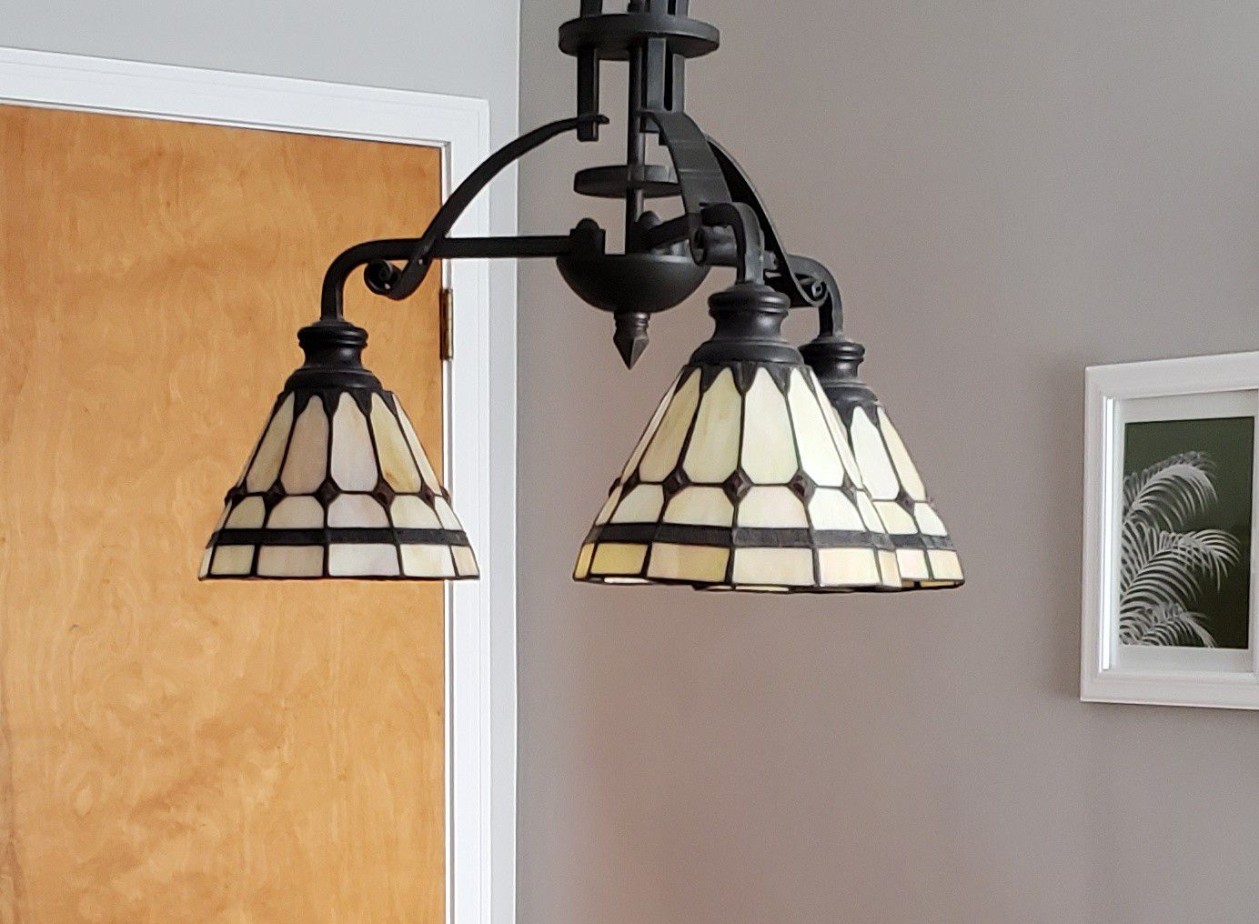 Quoisel chandelier