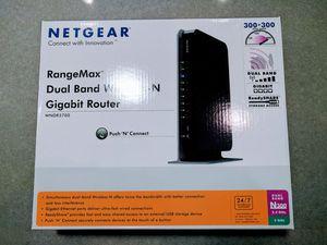 Netgear dual band router WNDR 3700 for Sale in Nashville, TN
