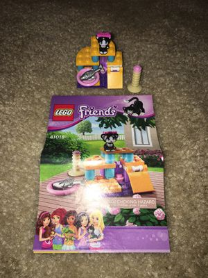 Lego Friends Emma Sports Car 41013 For Sale In Snohomish Wa Offerup