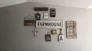 All wall hanging decor for Sale in Apex, NC