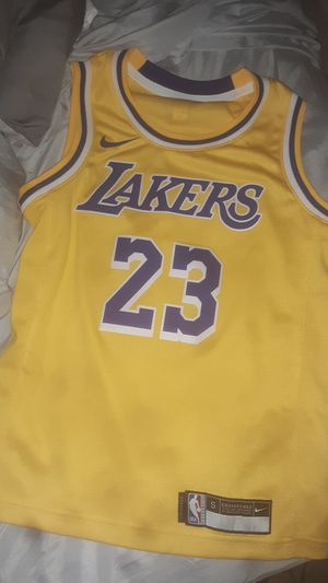 new style 4569b 9d39f New and Used Lakers jersey for Sale in Lakeland, FL - OfferUp