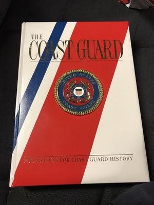 THE COAST GUARD BOOK Foundation for coast guard history. H for Sale in Washington, DC