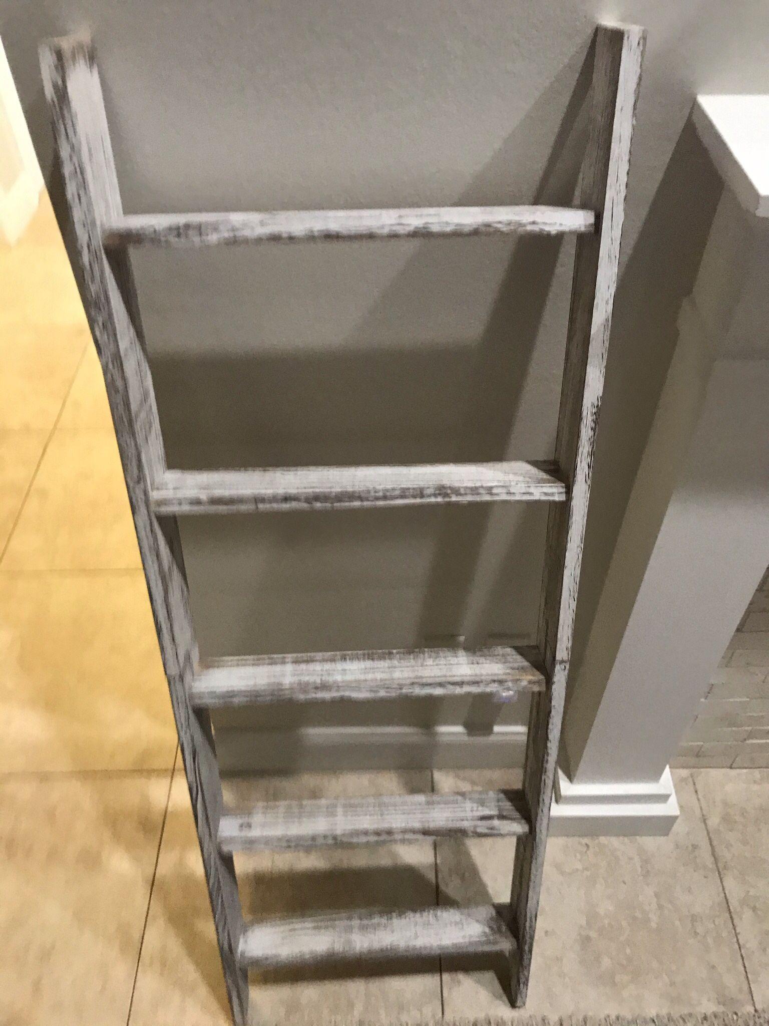 Decorative Wood Ladder