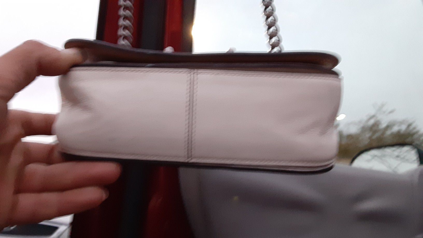 Coach handbag 20in Swagger in great condition