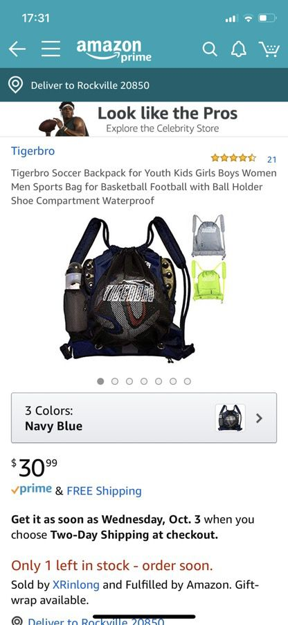 680d1201c Brand New Sports/Multifunctional Bag for Sale in Rockville, MD - OfferUp