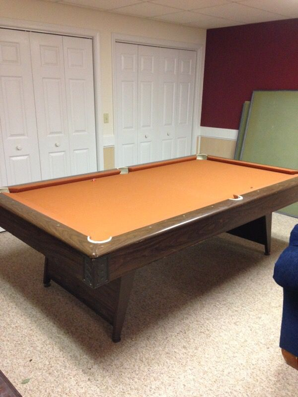 Vintage SearsRoebuck Pool Table For Sale In Loganville GA OfferUp - Sears billiard table sale