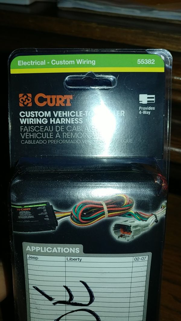 Jeep Liberty Trailer Wiring Harness - Wiring Solutions