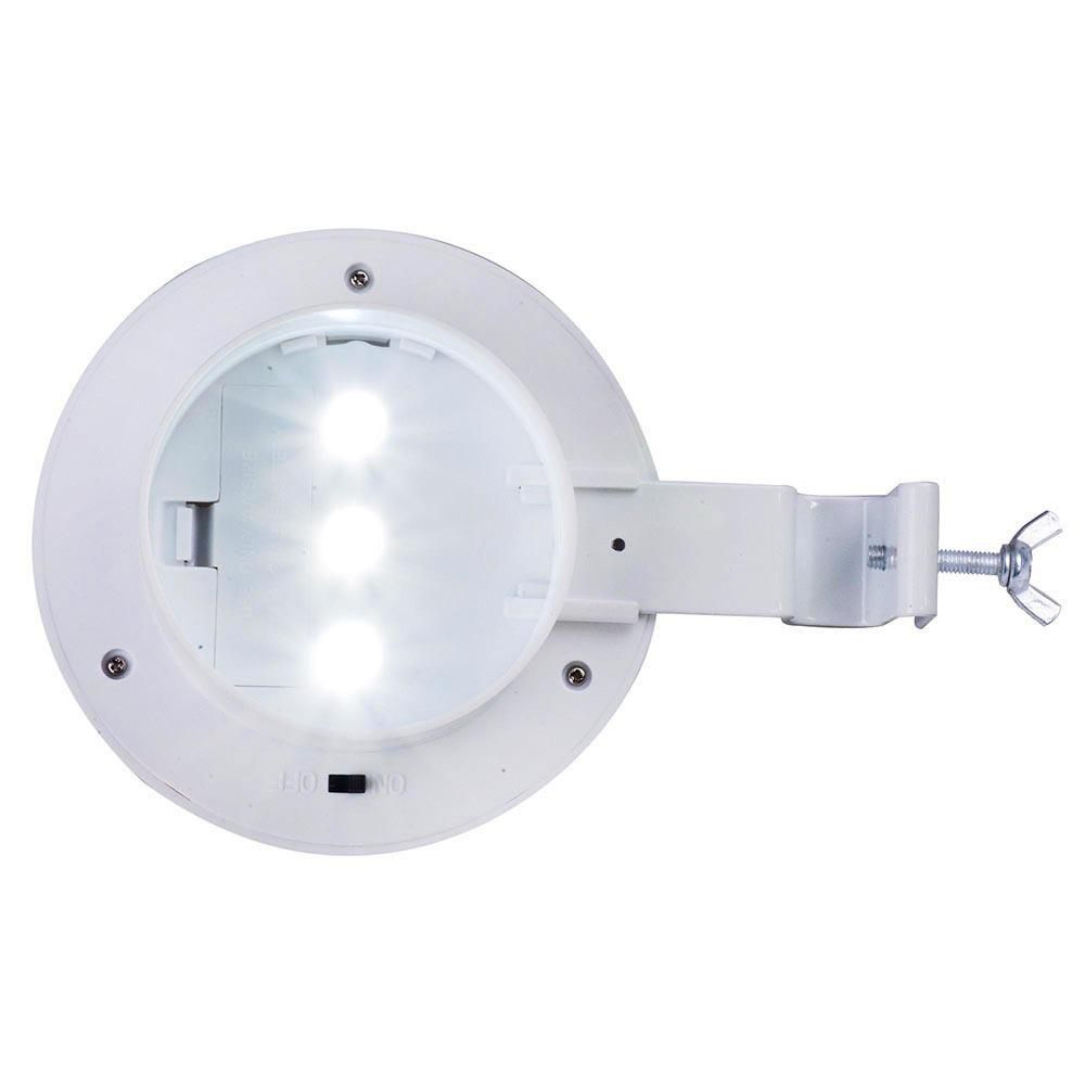 LED Solar Power Light with Bracket Outdoor Wall Security