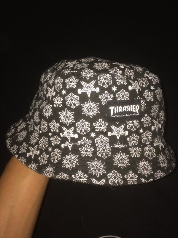 THRASHER bucket hat for Sale in Compton bed7955cf74