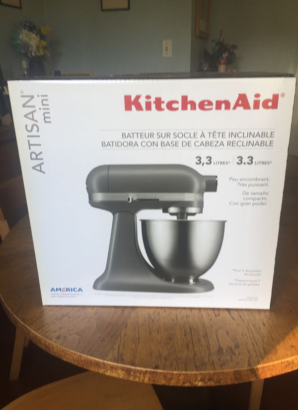 Kitchen Aid Mixer Brand New Unopened Box For Sale In Seattle Wa