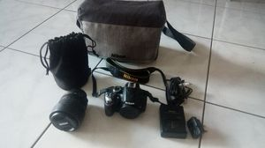 Nikon D3200 full package for Sale in Orlando, FL