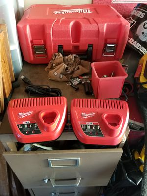 Milwaukee m12 charger for Sale in West Covina, CA