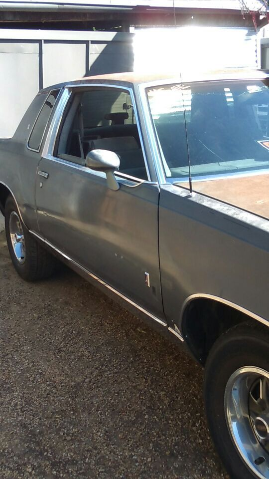Clean 86 Cutlass Supreme for sale V8 (Cars & Trucks) in Dallas, TX ...