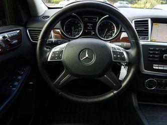 2012 Mercedes-Benz M-Class Thumbnail