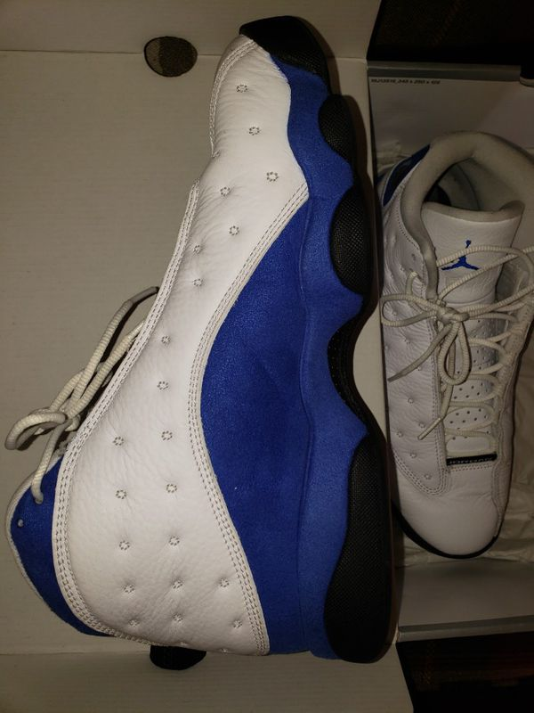 best sneakers 096e9 a589d Jordan 13 royal 10 half authentic for Sale in Nashville, TN - OfferUp