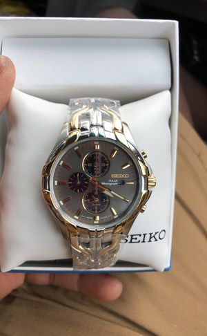 Seiko brand new(no low ballers else you will be ignored) for Sale in Silver Spring, MD