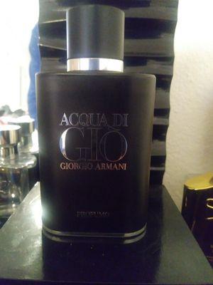 Aqua di gio profumo 5ml atomizer for Sale in Miami, FL