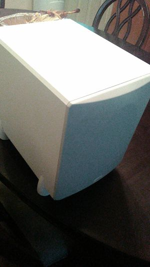 definitive speaker system with receiver/speaker stand for Sale in Fort Belvoir, VA