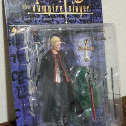 Spike Action Figure from Buffy the Vampire Slayer Thumbnail