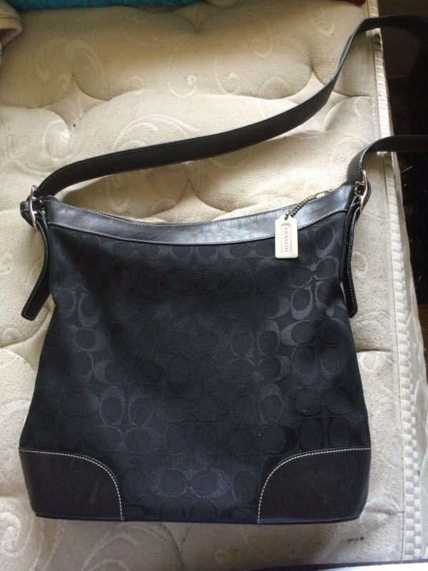95644a883d Coach shoulder bag for Sale in SeaTac