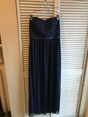 Size 10 David's bridal brides maid dress for Sale in Baltimore, MD