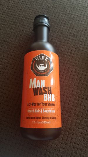 GIBS Beard, Hair and Body Wash for Sale in Scottsdale, AZ