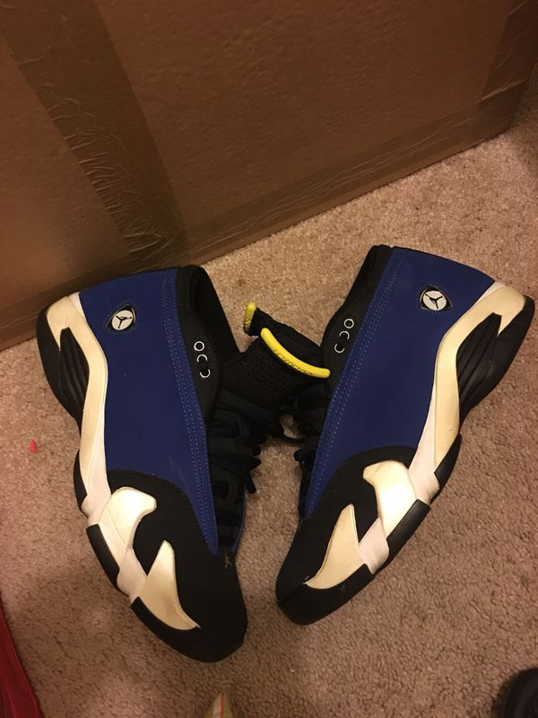 new style 05f95 a6feb Lowtop laney 14s size 9 $100‼️‼️ for Sale in Indianapolis, IN - OfferUp