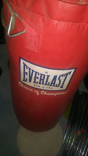 Choice of Champions punching bag for Sale in Salt Lake City, UT