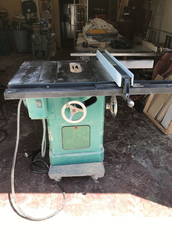 Powermatic 66 table saw for Sale in Downey, CA - OfferUp