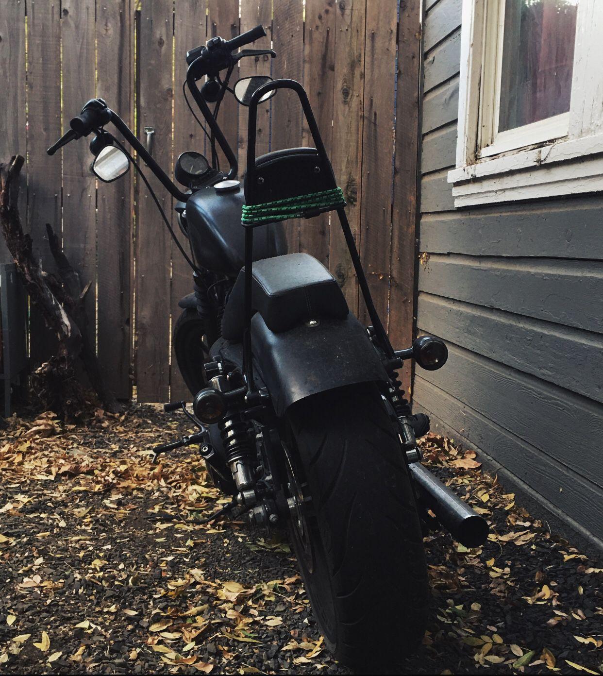 Photo 2012 Harley Davidson 883 Sportster XL