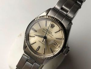 Rolex Oyster Perpetual Lady Date Serpico y Laino 6517 Automatic for Sale in Boston, MA