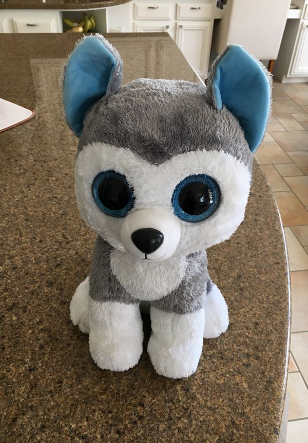 12c52e2f590 TY beanie Boo - slush large for Sale in Carlsbad