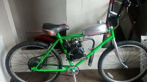 49cc 4 stroke motorized bike for Sale in Columbus, OH
