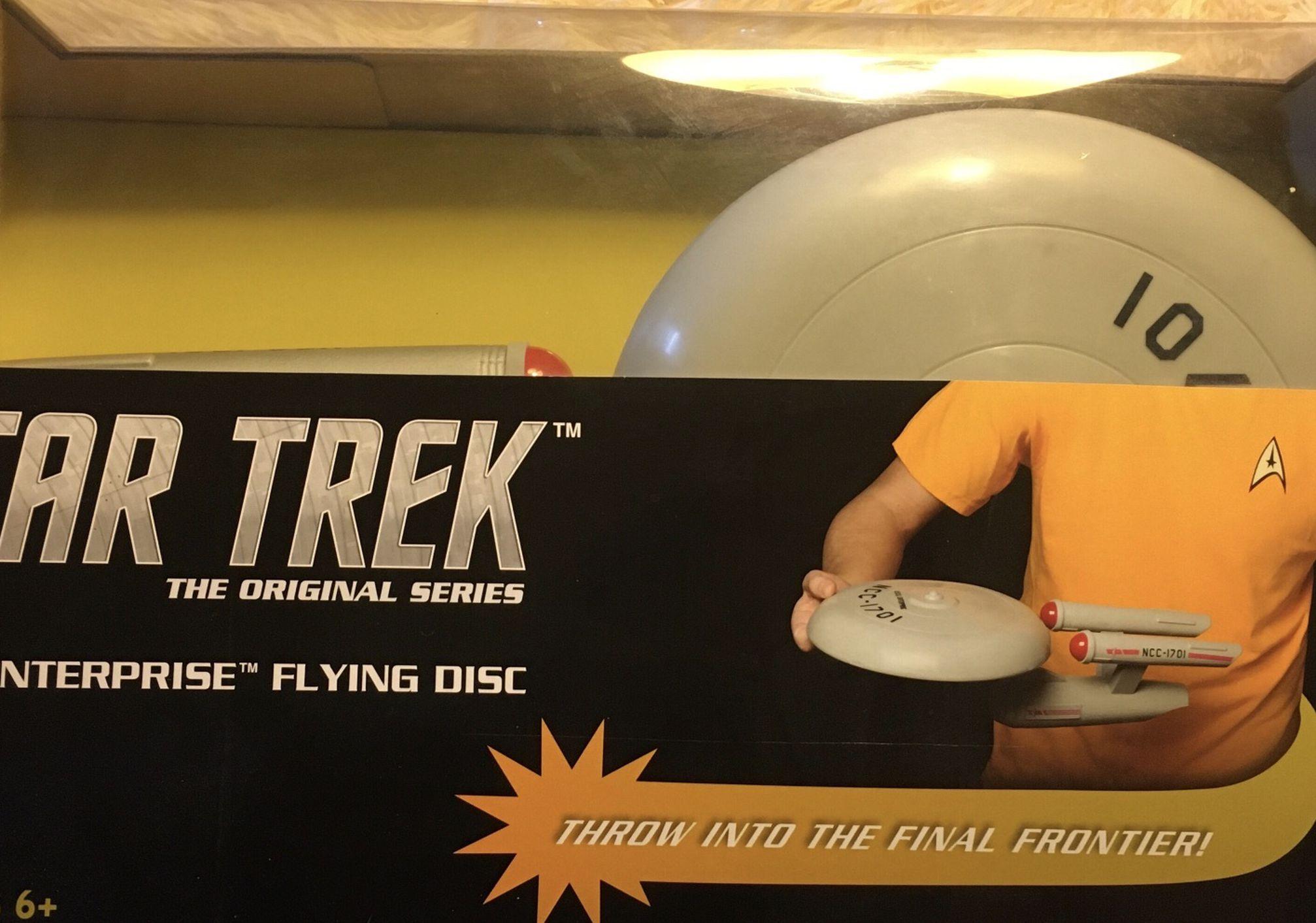 Star Trek Flying Disc