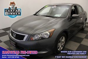 2009 Honda Accord Sdn for Sale in Frederick, MD