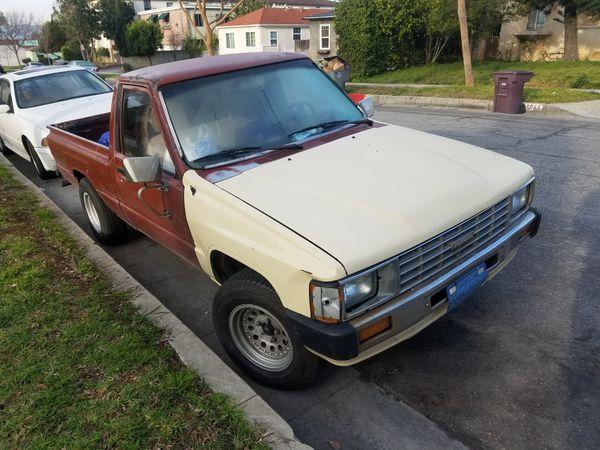 84 toyota 22R Standard duplicado de tituló for Sale in Whittier, CA -  OfferUp